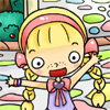 Emma A day at the Zoo Online Puzzle game