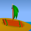 Escape from cocody island Online Puzzle game