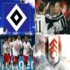 Europa League Hamburger SV Fulham FC Puzzle Online Puzzle game