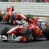 F1 Hockenheimring, 2010 Puzzle Online Action game