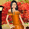 Fall Glamour Dress Up Online Miscellaneous game