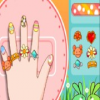 Fantastic Nail Art Online Arcade game