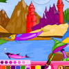 Fantasy Coloring Game Online Miscellaneous game