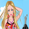 Fashion Ukrainian girl Online Action game