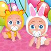 Fiesta de los Bebes Barriguitas Online Arcade game