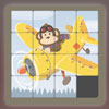 Fifteen Puzzle Plane Online Action game