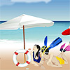 Find 10 Differences on the BEACH Online Miscellaneous game