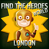 Find the Heroes World London Online Adventure game