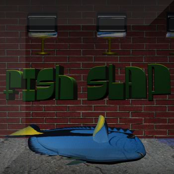 Fish Slap Online Action game