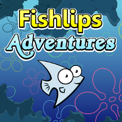 Fishlips Adventures Online Action game