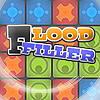 Flood Filler Online Arcade game