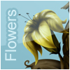 Flowers on line Online Puzzle game