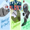 Fly and Blast Online Action game