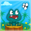 Fly N Frog Online Puzzle game
