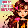 Forest Princess Dressup Online Miscellaneous game