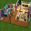 Friends Apartment Online Adventure game