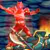 Gallant fighter with double blade Online Action game