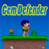 Gem Defender Online Strategy game