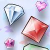 Glamorous Gems Online Arcade game