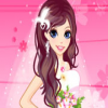 Glamour Bride Dress Up Online Miscellaneous game