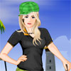 Golf Girl Dress Up Online Puzzle game