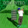 Golf Intro Online Action game