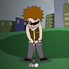 Golferrific Online Puzzle game