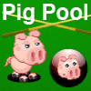 Goosy Pig Pool Online Action game
