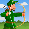 Green Archer 2 Online Shooting game