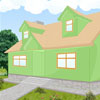 Green House Hidden Objects Online Puzzle game