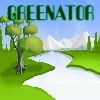 Greenator Online Puzzle game