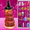 Halloween Cake Decor Online Adventure game