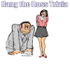 Hang the Boss Trivia Online Puzzle game