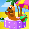 Happy Seal Online Shooting game