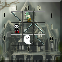 Haunted Mirror Maze Online Puzzle game