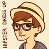 Hipster Dress Up Online Miscellaneous game