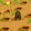 Hit Ground Hogs Online Arcade game