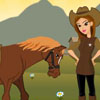 Horse Ranch Dressup Online Action game