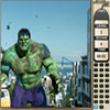Hulk Find the Numbers Online Puzzle game