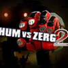 HUM VS ZERG 2 Online Shooting game