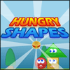 Hungry Shapes Online Puzzle game