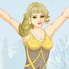 Ice Skating Dress Up Online Puzzle game