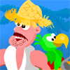 Island Escape Funky Parrot Redemption Online Puzzle game