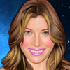 Jessica Biel Makeover Online Action game
