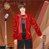 Justin Bieber Dress Up Online Puzzle game