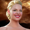 Katherine Heigl Celebrity Makeover Online Puzzle game