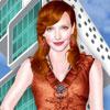 Katie Cassidy Trendy Dressup Online Arcade game