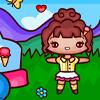 Katies Ice cream Van Play Set Fun Online Arcade game