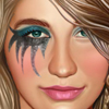 Kesha Celebrity Makeover Online Arcade game