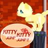 Kitty Kitty Jump Jump Online Arcade game